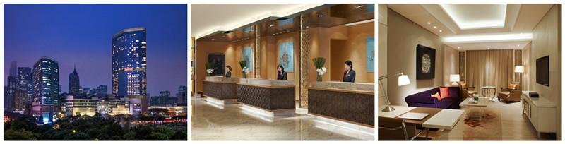 广州正佳万豪酒店