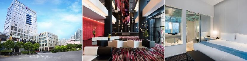 上海证大美爵酒店