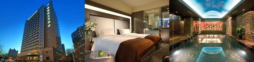 法国雅高品牌诺富特三元酒店