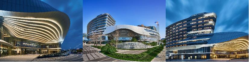 上海虹桥绿地 铂瑞酒店