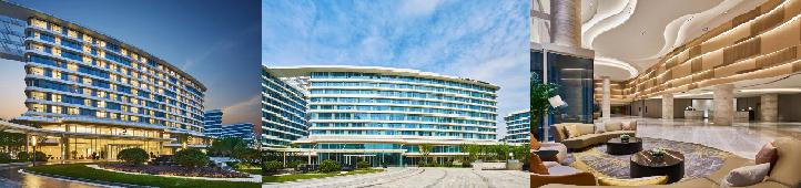 虹桥绿地铂骊酒店