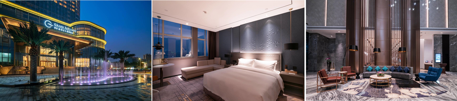Grand Skylight International Hotel Blog Baoan Shenzhen